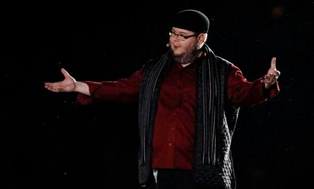 Poet Shane Koyczan