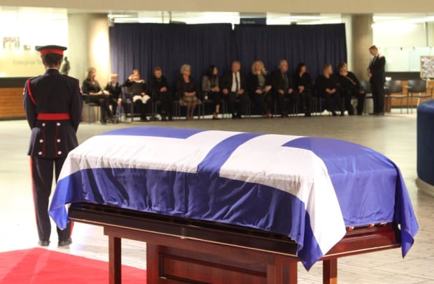 rob ford casket