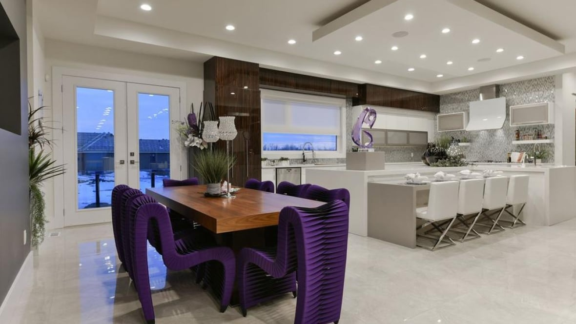 edmonton s largest luxury showhome needs a buyer edmonton cbc news