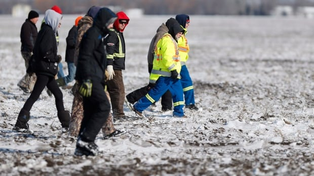 More than 2,000 volunteers helped search for missing Manitoba toddler Chase Martens, according to the RCMP.