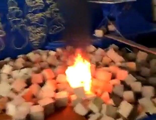 snowden flames