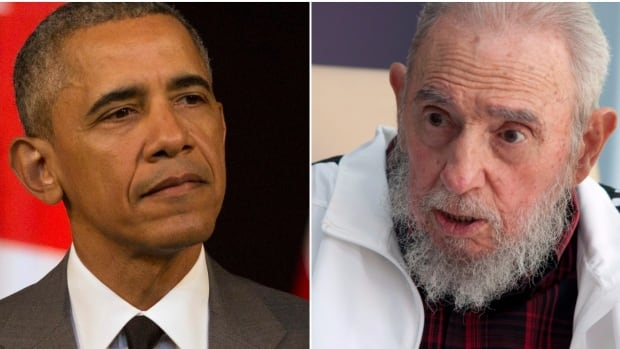 Barack Obama did not meet with or mention former Cuban leader Fidel Castro during the U.S. president's recent three-day visit to Cuba.