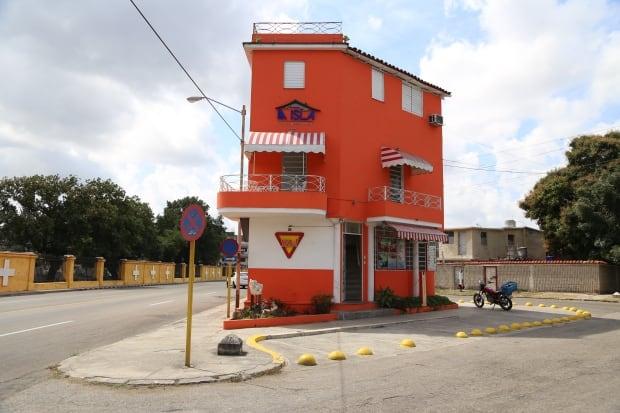 YA! restaurant Cuba