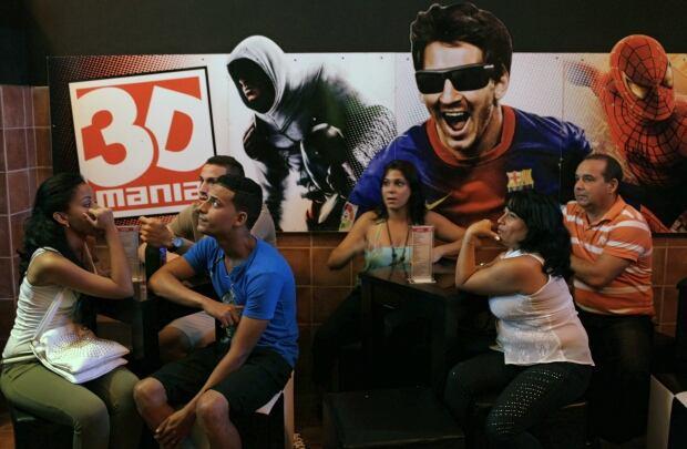 Cuba 3D Theaters