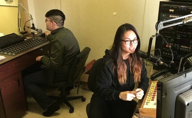 La Loche radio station