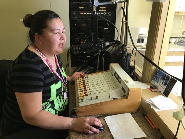 La Loche radio Wilinda Sylvester