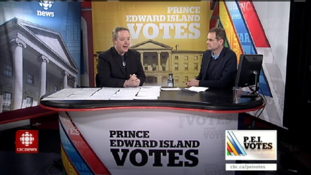 Bruce Rainnie anchored PEI Votes coverage in May 2015, nominated for an Atlantic Journalism Award.