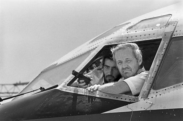 TWA hijacking 1985