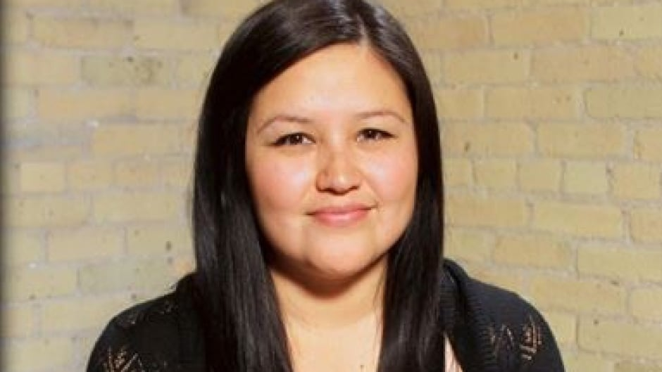Melissa Brown, 36, is a Navajo/Anishinaabe registered midwife, practising in Winnipeg's core area.