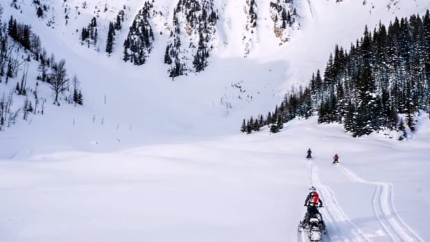 Avalanche Canada is warning backcountry users about avalanche risks due to warmer temperatures.