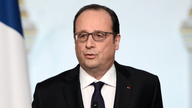 French President François Hollande, in a speech on constitutional reform and the fight against terrorism, announced his decision to revoke the controversial bill.