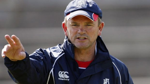 New Zealander Mark Anscombe is the new head coach of Canada's national men's rugby team, ranked 18th in the world. Qualifying for the 2019 Rugby World Cup begins next year.