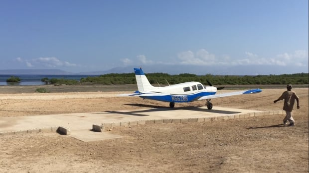 Anse-A-Galets airport