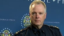 Calgary Police Service Chief Roger Chaffin
