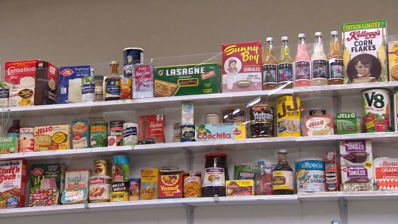 Vancouver Food Bank Donations