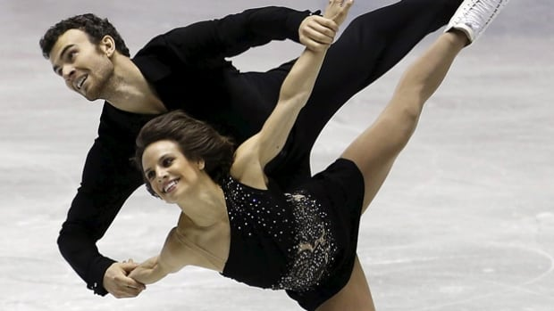 World champion pairs figure skater Meagan Duhamel says a vegan diet helps her train, focus and recover better. Her partner, Eric Radford, still eats whatever he wants but is game to join her when on the road.