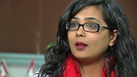 Mississauga-Erin Mills MP Iqra Khalid