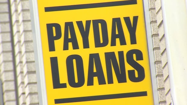 Going to a payday loan company for small loans is the only option for some middle- to low-income Canadians, according to ACORN.