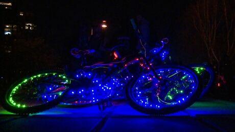 Bike rave