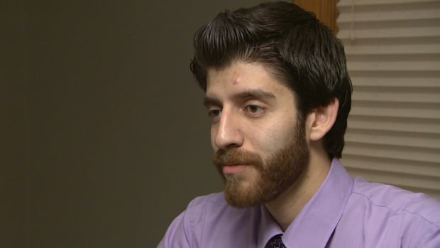 """Tareq Hadhad's and his family settled in Antigonish, N.S., or as Hadhad calls it, """"the middle of nowhere"""" a little more than a year ago."""