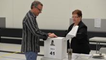 Brad-Wall-Voting