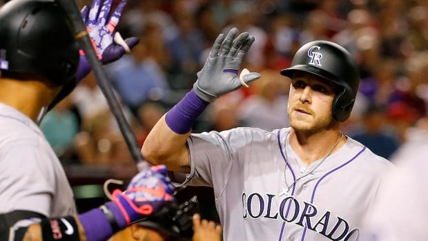 trevor story sets record with 2