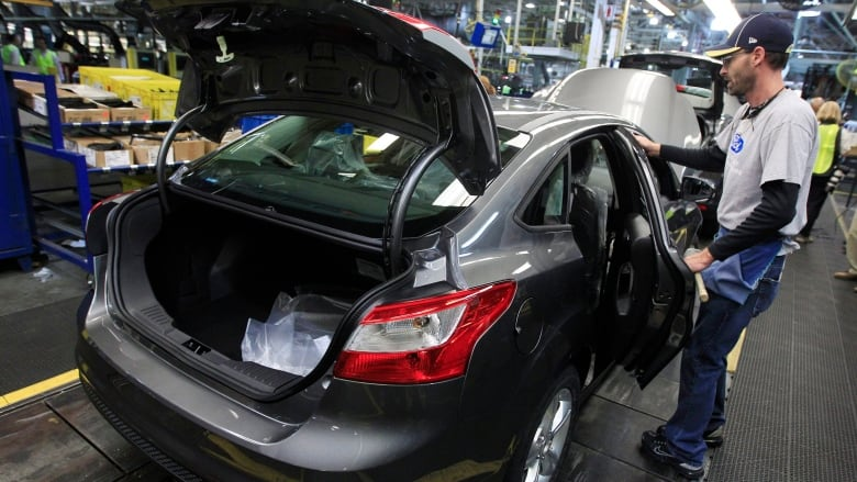 Nafta S Demise Would Cost U S Auto Industry 30 000 Jobs Think Tank Says Cbc News