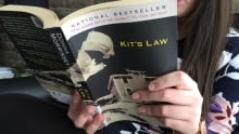Kit's Law for CBC NL Virtual Book Club
