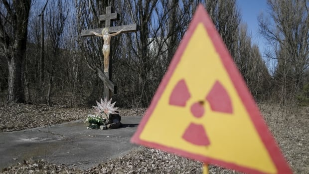 UKRAINE CHERNOBYL Nuclear Power Plant radiation Pripyat