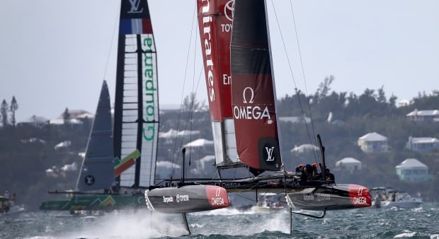SAILING-AMERICA'S-CUP/