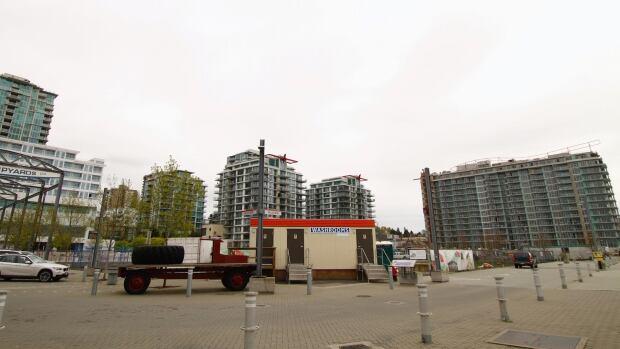 Shipyards property