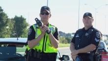 Ottawa Police Traffic Officers