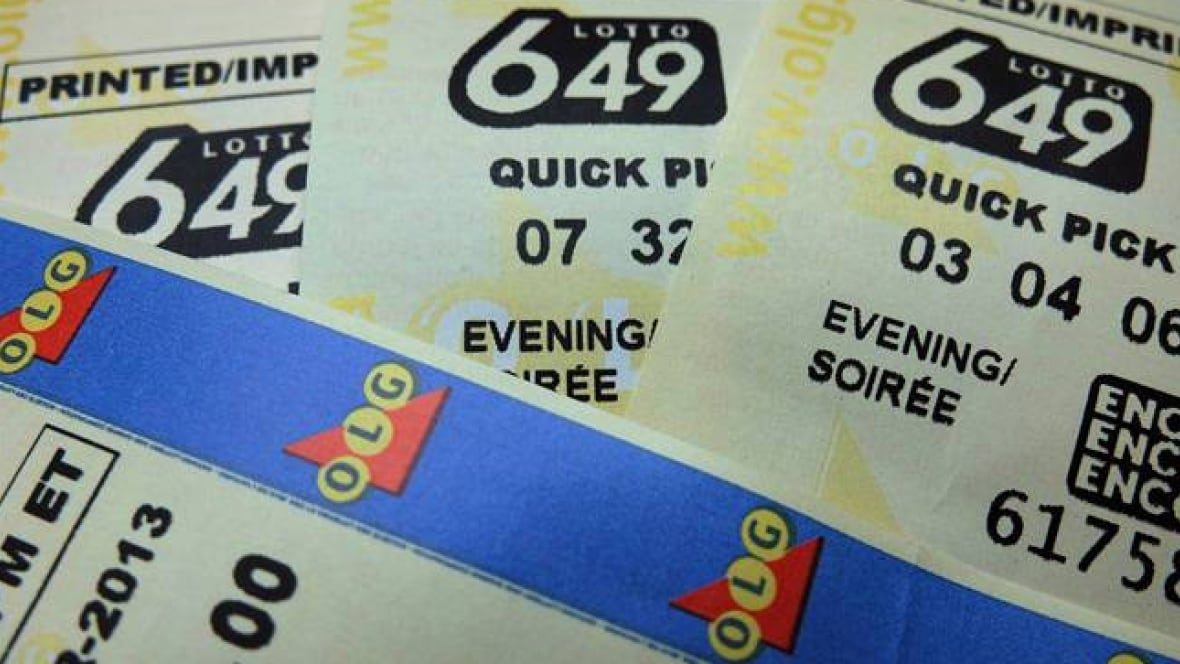 Lotto 649 Winning Numbers Nb
