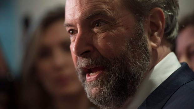 Tom Mulcair's future as leader of the NDP will be decided at this weekend's party convention in Edmonton.