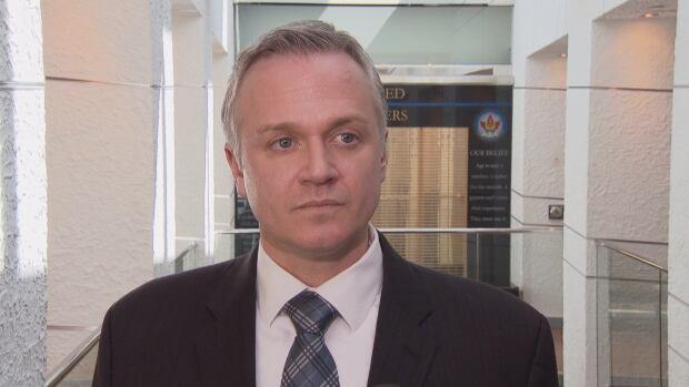 Matt Skof, Ottawa Police Association President