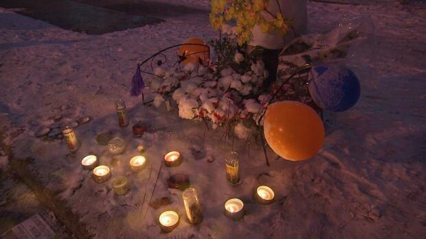 Montreal North protest vigil Fredy Villanueva