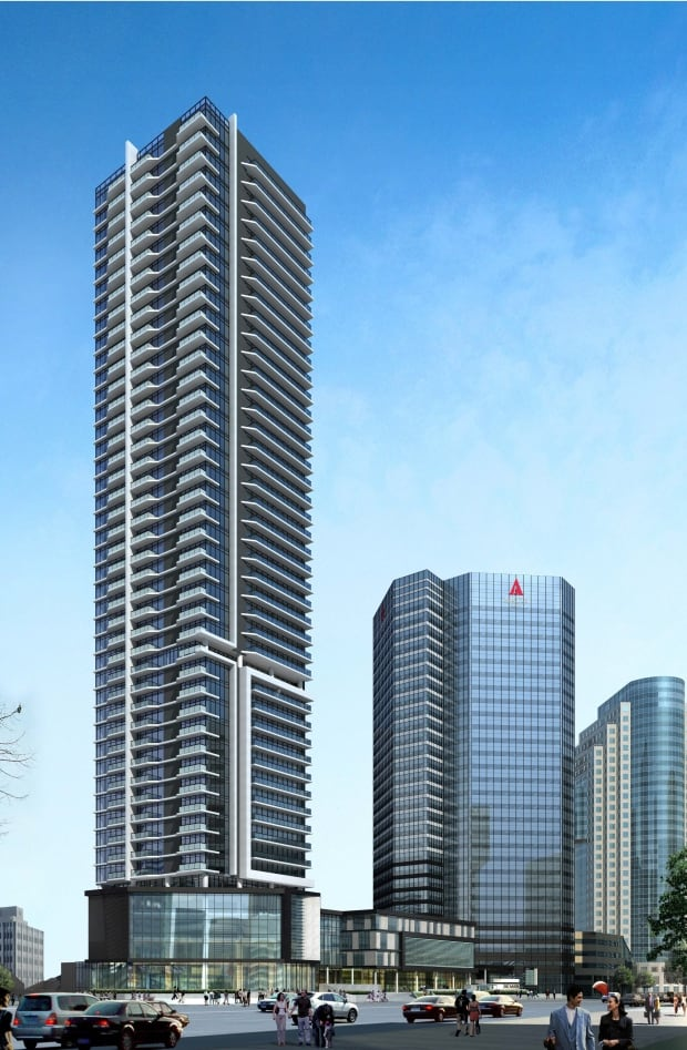 Tallest Planned Buildings In Canada