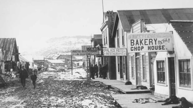 The operators of the camp hope to recreate part of what it was like at Bennett City during the Klondike Gold Rush.
