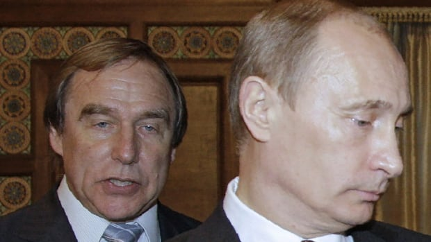 Russian President Vladimir Putin, right, and his close friend cellist Sergei Roldugin were among the first names to emerge from the Panama Papers, with some of the leaked records putting Roldugin atop an offshore empire worth more than $2 billion US. Now, tens of thousands of more names are being released.
