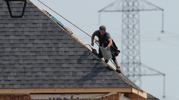 CMHC says housing starts are up 46% in P.E.I.