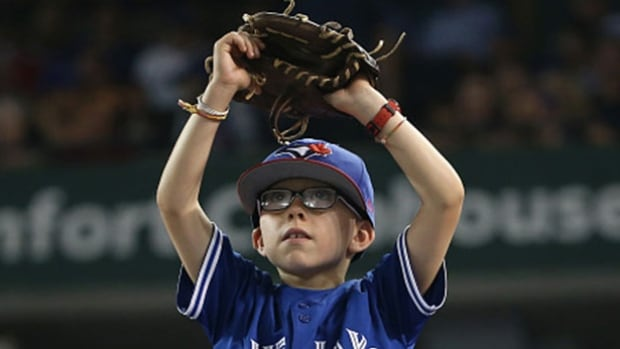 After watching the Blue Jays' exciting post-season run last year, many young fans are look to make their own magic on the field this season. Baseball registration is booming again across the country.