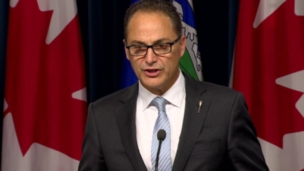 Alberta Finance Minister Joe Ceci says the province won't bring in a sales tax to help deal with its $10 billion dollar deficit