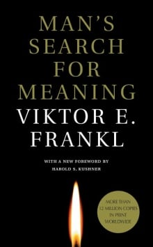 Book cover for Man's Search for Meaning