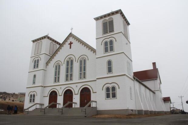 Saint-François-Xavier du Bassin Church