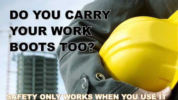 The Workers Compensation Board is producing posters, such as this one, to raise awareness of brain injuries.