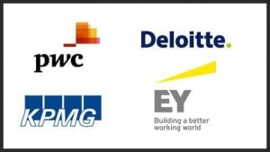 Accounting firms, Big Four