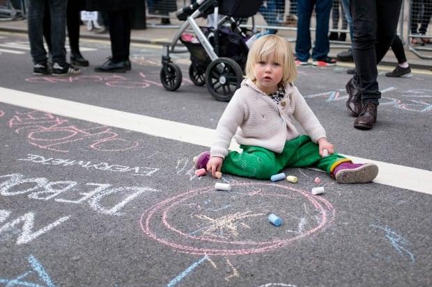 Cameron protests 2