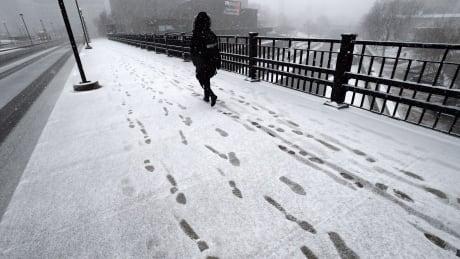 Snow returns to Ottawa-Gatineau on Monday