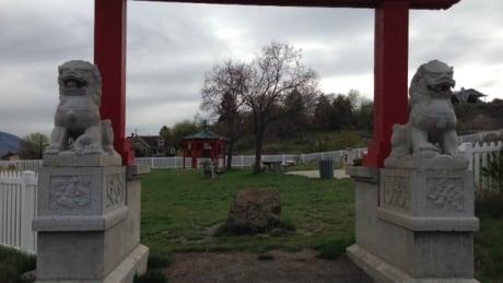 Chinese Cemetery in Kamloops