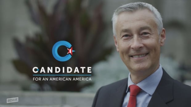 This fake ad from Calgary stock video company Dissolve parodies contemporary U.S. presidential campaign ads.